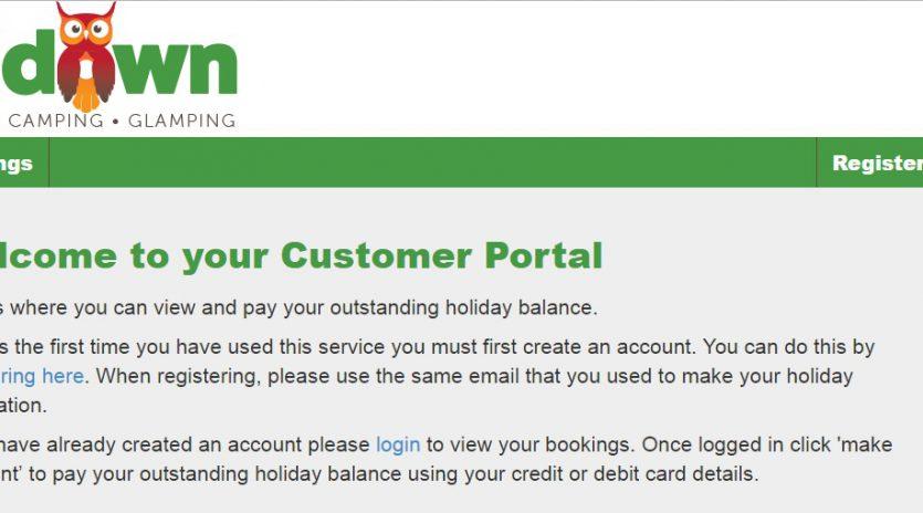 customer portal